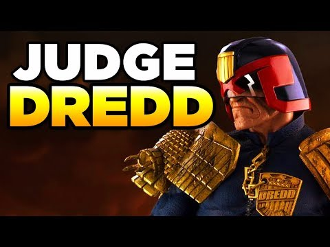 JUDGE DREDD  | Lore / History / Beginner's Guide