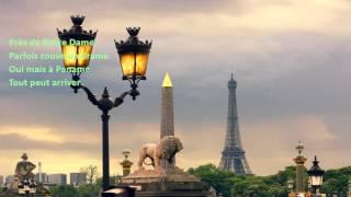 Yves Montand Sous le CIEL de Paris