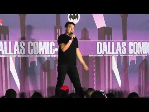 Dallas Comic Con - FanDays Feb 2016 - John Barrowman