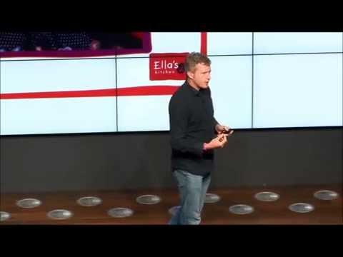 Paul Lindley  Ellas Kitchen Meaningful Marketing