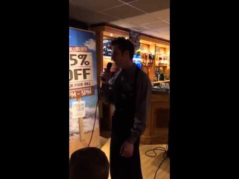 Karaoke@ blue dolphin