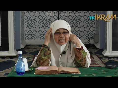 Kuliah Hadith ; Hadith Ke 3 Kitab Riyadus Solihin