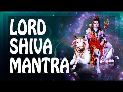 LORD SHIVA MANTRA (Prayer to SHIVA) Get rid of Problems Enemies - Shiva Chants ॐ PM 2018