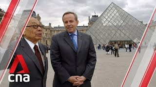 A closer look at IM Pei's inspiration for Paris' Louvre