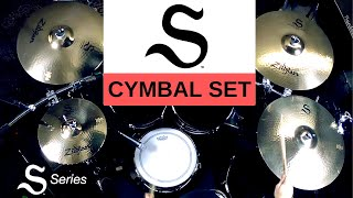 Zildjian - S Cymbal Set (Sound Demo)