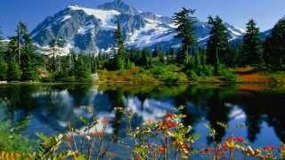 Релакс. Горы. Красивые фото.(завораживающие горные пейзажи под чарующую музыку. Слушай и отдыхай., 2014-10-22T11:15:11.000Z)