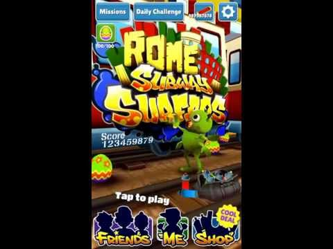 subway surfers hack NO root needed (android)