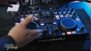 Denon - MC3000 Professional DJ Controller - NAMM 2012 - AudioSavings.com
