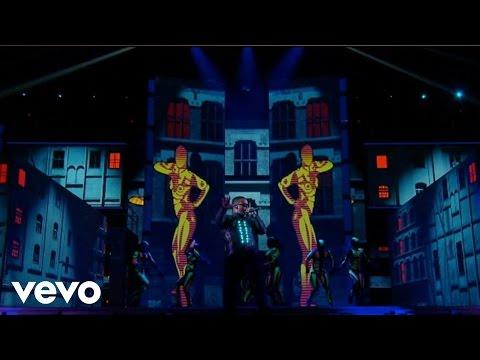 Daddy Yankee - Lovumba (Premio Lo Nuestro 2012)