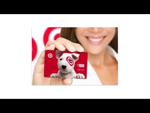 Target Gift Card Balance