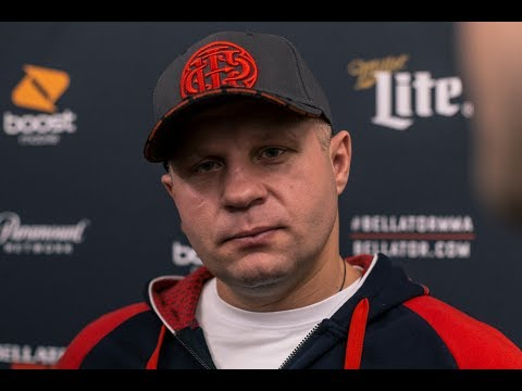 Fedor Emelianenko Explains Motivation For Competing in Bellator Grand Prix - MMA Fighting