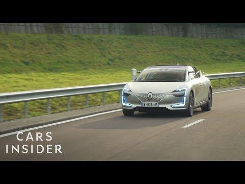 Self-Driving Car Has Reached A Whole New Level Of Autonomous