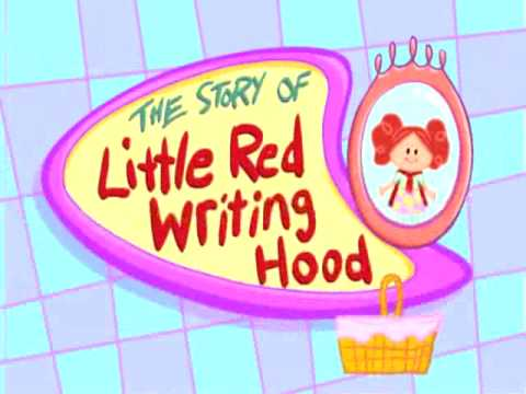 little-red-writing-hood---hooked-on-phonics