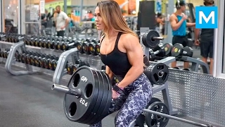beast in the beauty cassandra martin muscle madness