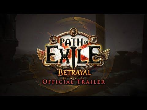 Бесплатное дополнение для Path of Exile, Betrayal, позволит вам примерить роль детектива