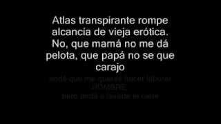 Divididos - Basta Fuerte (Con Letra)
