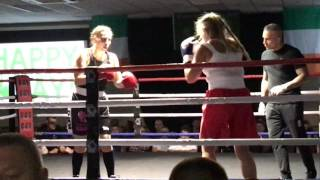 Anne The Hammer Fight Night March 2017