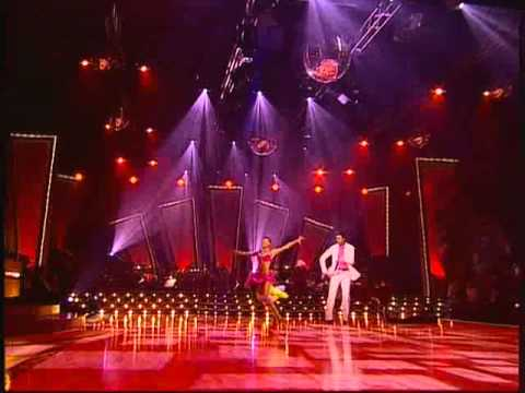 Peter Lucas - Dancing with the Stars - Samba