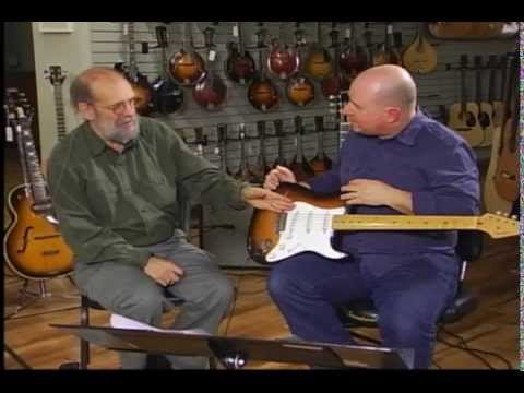 The First Fender Strat with George Gruhn