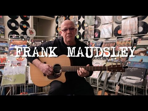 Aintree Vinyl Sessions - Frank Maudsley