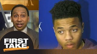 Stephen A. calls out Markelle Fultz: He is a