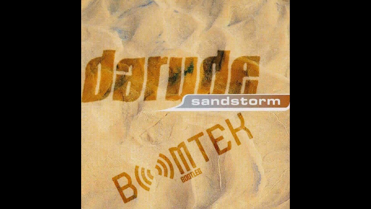 Darude - Sandstorm (BOOMTEK BOOTLEG)