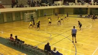 IMG 024平成27年度 第55回 長野県総合ハンドボール選手権大会 決勝 Nagano Yeti VS TEAM ICHIRO
