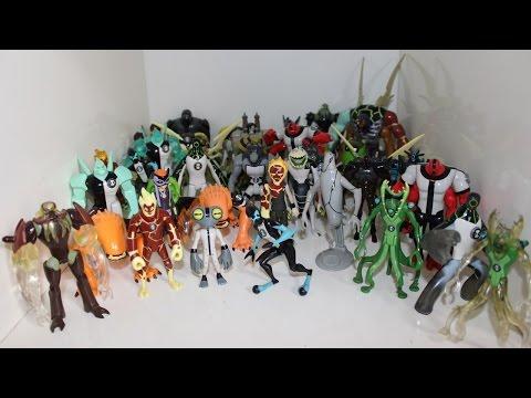 Ben 10 Ultimates Aliens Hands