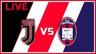 Juve - Crotone LIVE  ( diretta del 22/02/2021 )