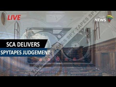 'Spy tapes' Judgement
