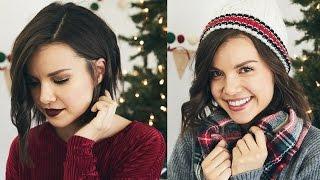 2 Holiday Makeup Looks: 1 Casual, 1 Dressy! ◈ Ingrid Nilsen