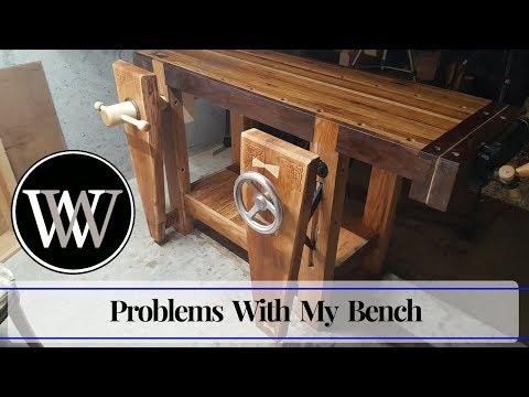 Hand Tool Woodworking Bench | What I Did Wrong and Learned wood by wright Workbench