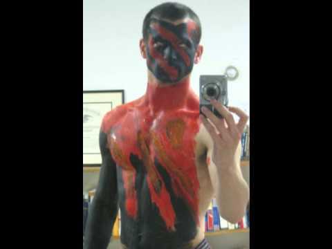 wwe kane halloween costume 2010 youtube