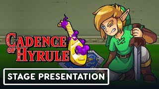 Cadence of Hyrule: Crypt of the NecroDancer Full Treehouse Presentation - E3 2019