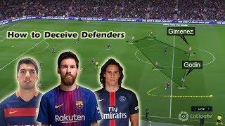 How to Deceive Defenders CleverIntelligent Runs