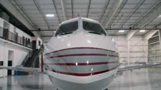 Hawker 600a Jet Aircraft For Immediate Sale (english Video)