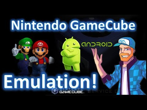 The Best GameCube Emulator On Android: Dolphin (Install Guide: Setup / Config / Tutorial)