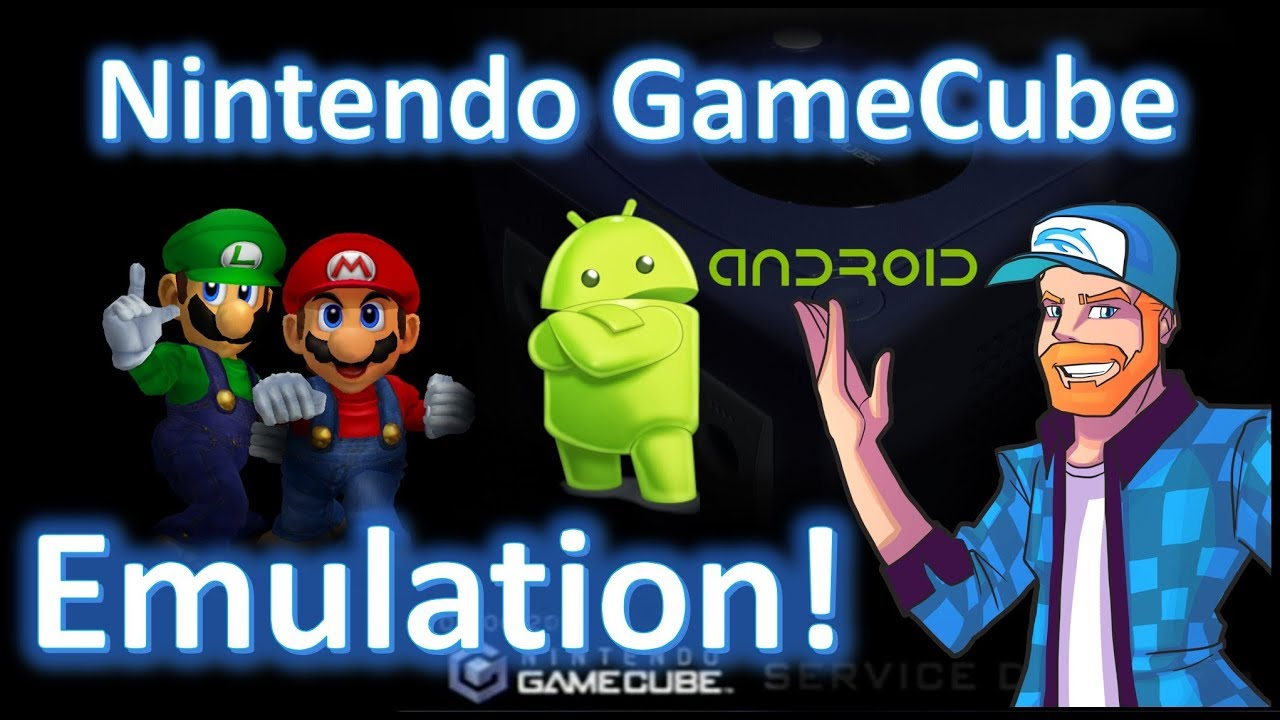 dolphin emulator android настройка