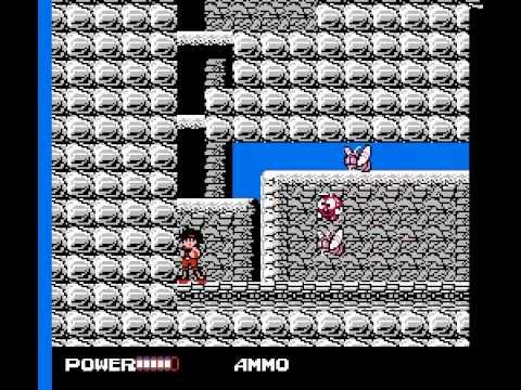 NES Longplay [435] Clash at Demonhead