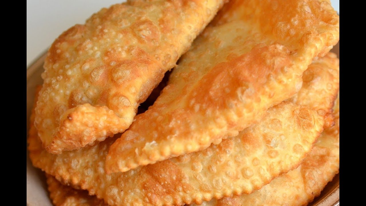 Крымский рецепт теста для чебуреков — pic 2
