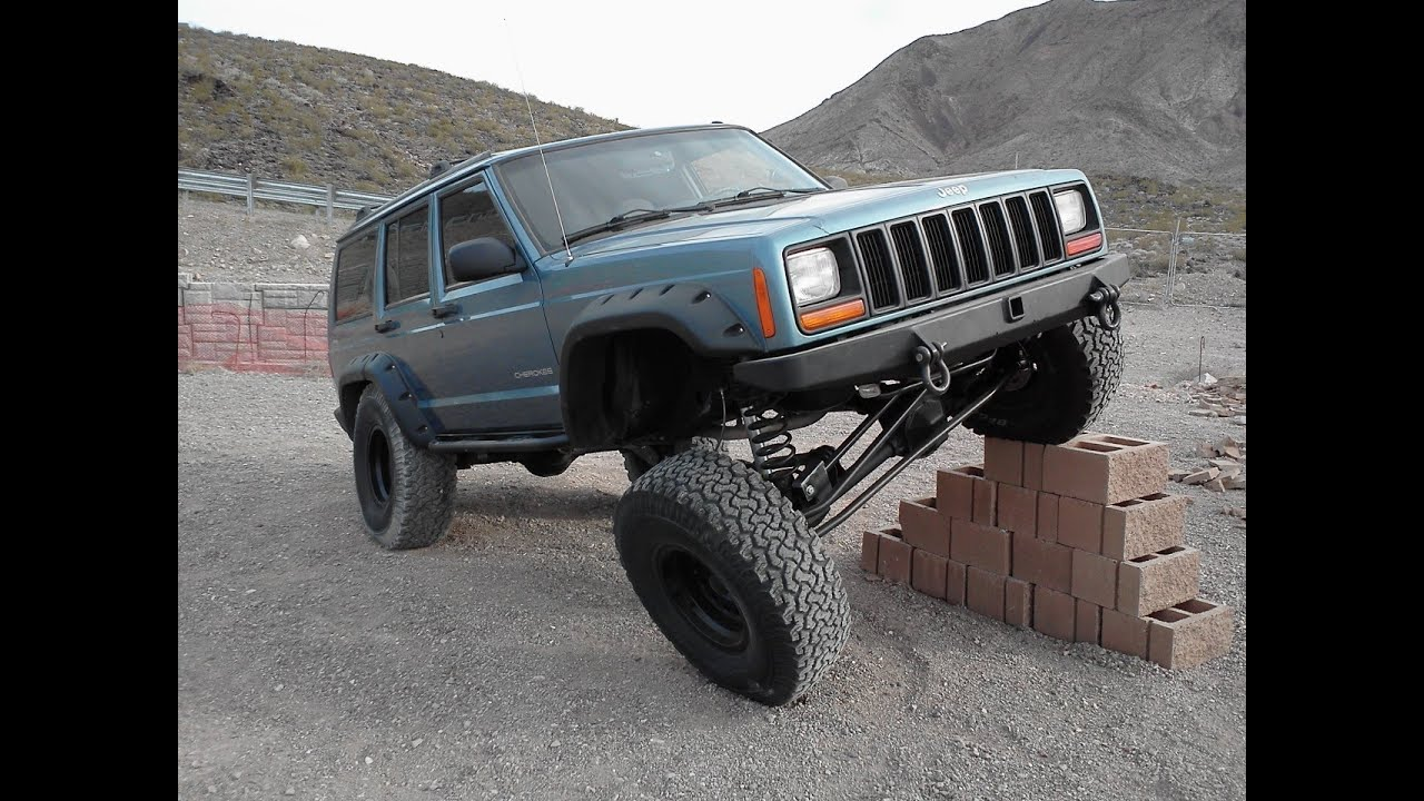 Jeep Cherokee Flex Test Youtube