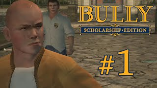 "Bully: Scholarship Edition - Gameplay Walkthrough (Part 1) ""Welcome to Bullworth"""