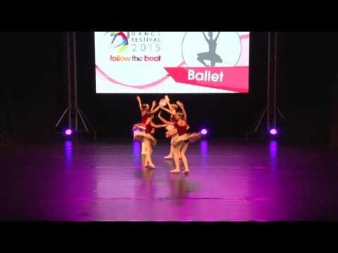 Bucharest Dance Festival 2015 Ballet Group Junior Rank 2