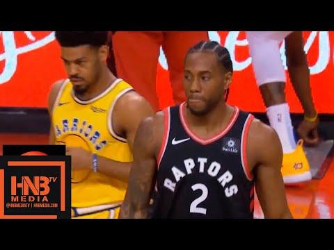 Golden State Warriors vs Toronto Raptors 1st Qtr Highlights | 11.29.2018, NBA Season