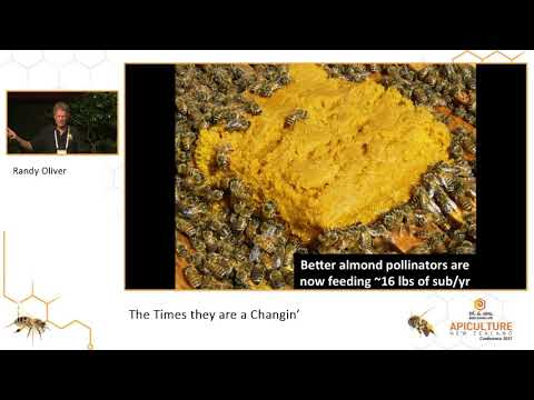 Apiculture New Zealand - Randy Oliver Keynote 1