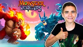 JE TESTE MONSTER LEGENDS - Néo The One