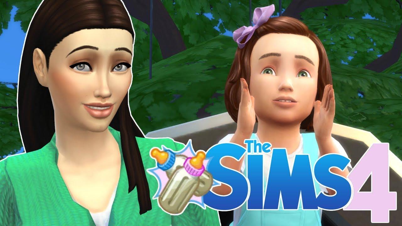 The Sims 4 - #2 Boyfriend challenge!!