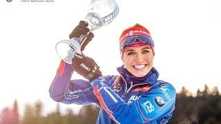 Biatlon Stíhací Závod Žen 19.3.2016 Chanty-Mansijsk - Gabriela Soukalova