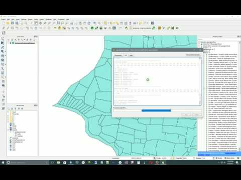 QGIS - v generalize simplify - Simplify by Smooth vectorized polygon