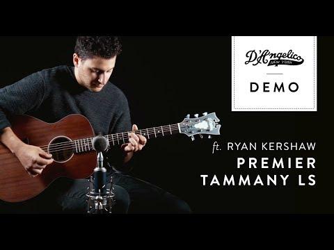 Premier Tammany LS Demo | D'Angelico Guitars